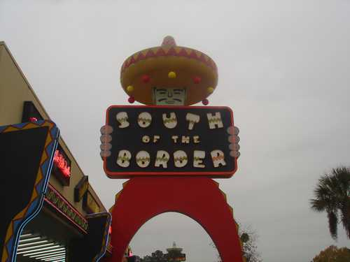 "Pedro's ""South of the Border"""