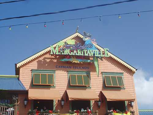 Margaritaville Restaurant and Gift Shop Cayman Islands