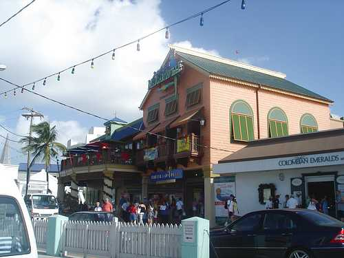Main street Grand Cayman